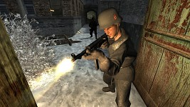CoD2 improved winter Waffen SS