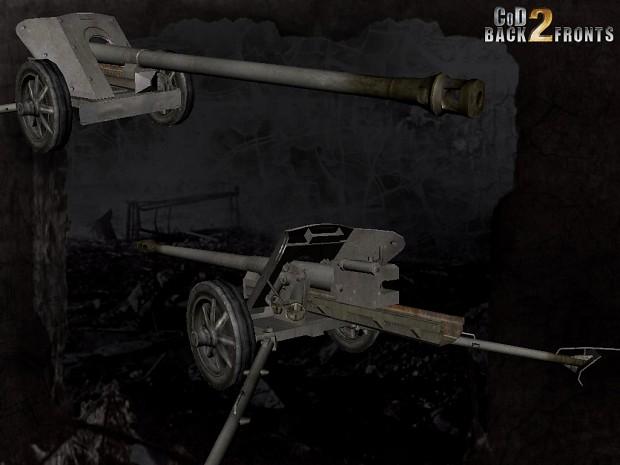 CoD2 PaK40 concept