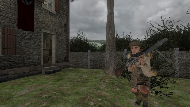 CoD2 AI deploy support for DP28 and Lewis