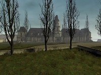 Chenonceau barracks pics