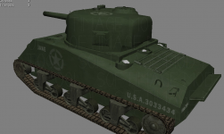Leon's WIP pics - various vehicles and weapons