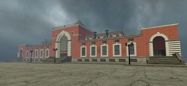 Train Station at Kursk