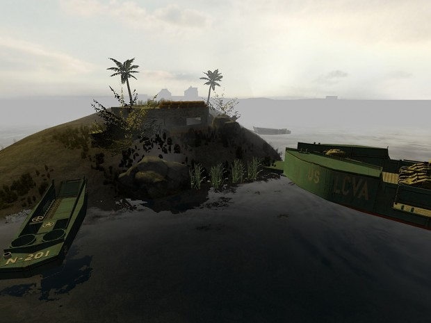 IoV Wake Island WIP