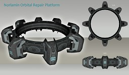 Norlamin Orbital Repair Platform