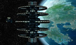Frendship Class Starbase
