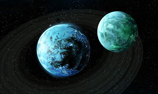 Frigian Planet