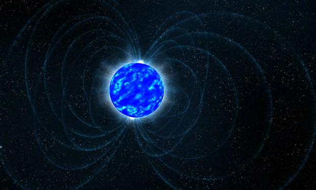 Magnetar Star
