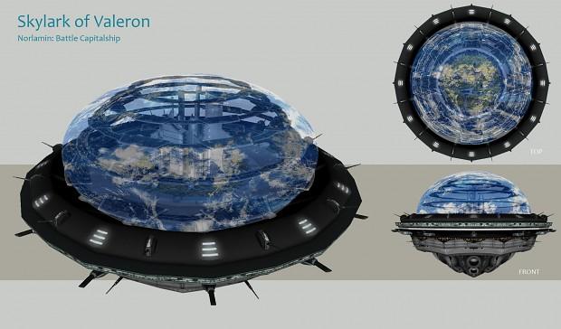 Ship List Norlamin_-_Skylark_of_Valeron