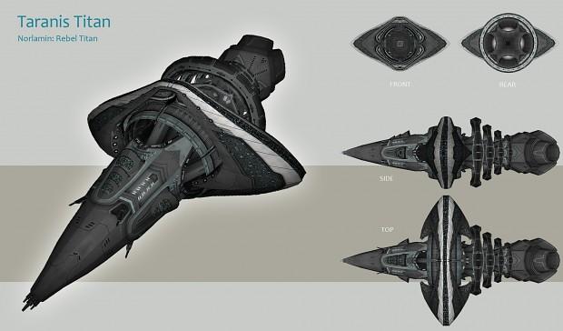 Norlamin Rebel Titan