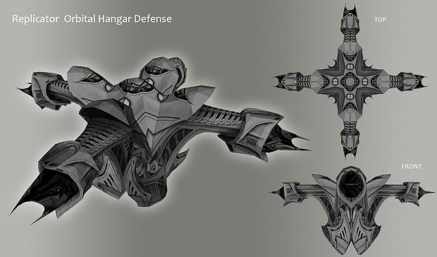 Hangar Defense Platform