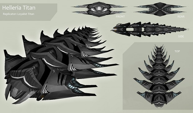 Replicator Loyalist Titan