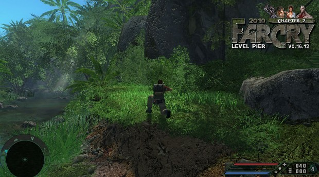 Work in progress Far Cry 2010 Mod v0.16.12