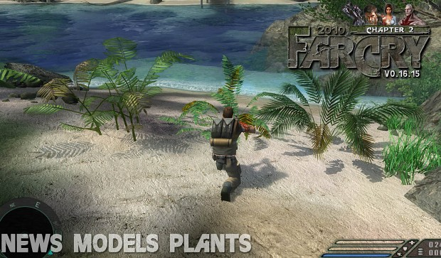 Work in progress Far Cry 2010 Mod v0.16.15