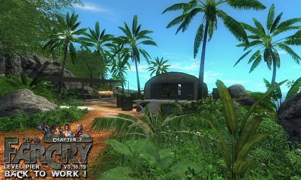 Return to work Far Cry 2010 Mod