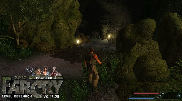 Work in Progress Far Cry 2010 Mod 0.16.25