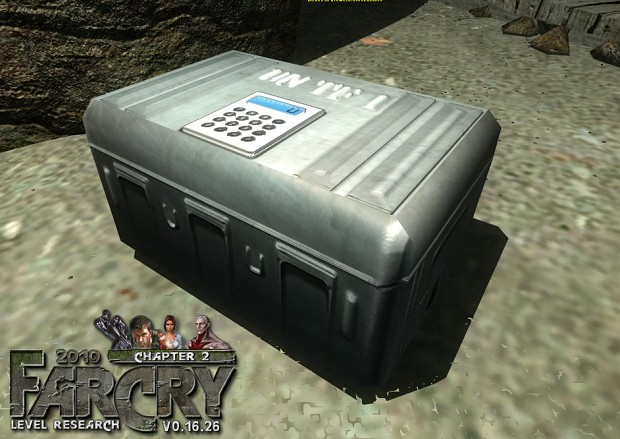 Work in Progress Far Cry 2010 Mod 0.16.26