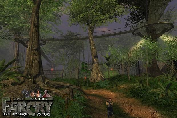 Far Cry 2010 Chapter 2 mod v0.17.02