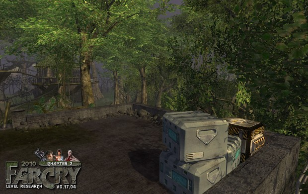 Wip Far Cry 2010 Chapter 2 mod v0.17.04