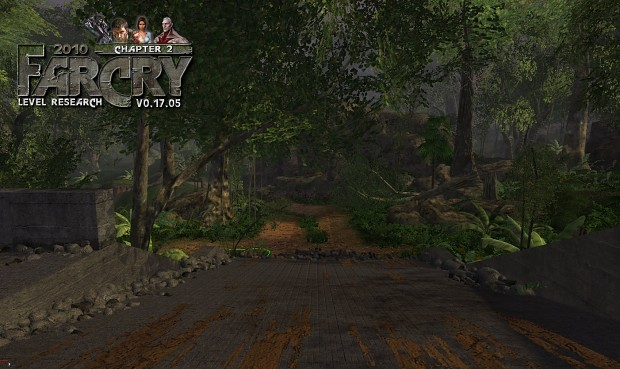 Wip Far Cry 2010 Chapter 2 mod v0.17.05