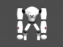 Heavy Robot Front WIP