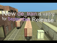 New de_train is waiting for September Release!