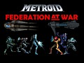Metroid: Federation at War