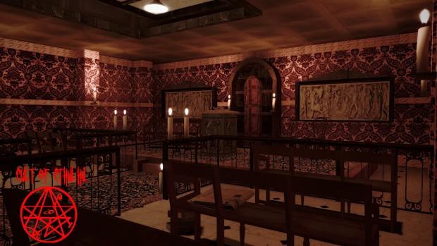 Sermon Room