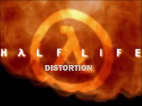 Half Life Distortion Image