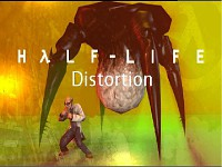 Half Life Distortion Main Menu Background