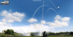 Iron Dome Engagement