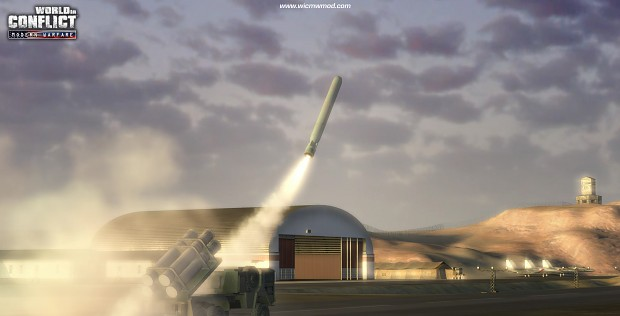 MW Mod 4.4 - Land Attack Cruise Missile