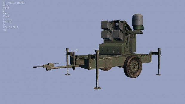 Spike NLOS Missile Launcher