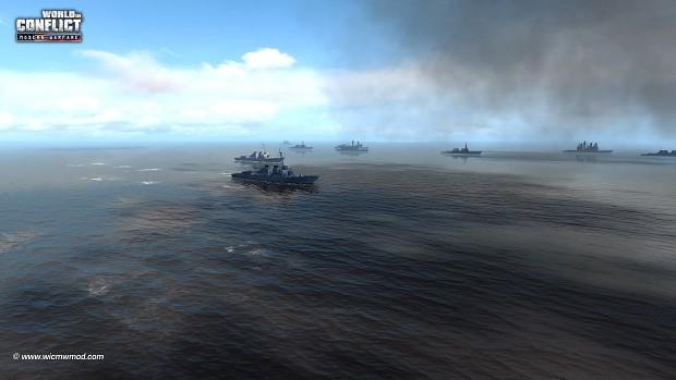 The Fleet!