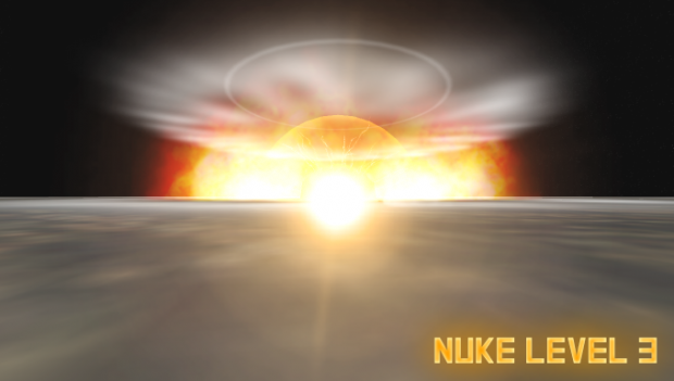Nuclear explosion level 3