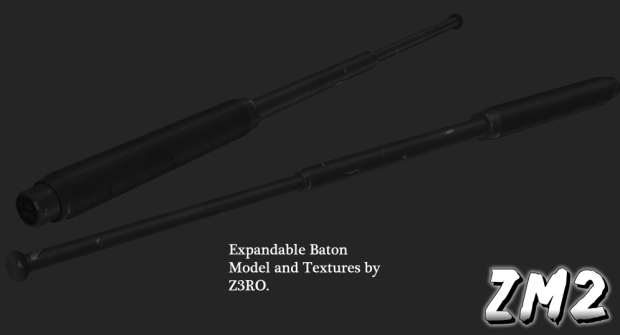 Expandable Baton.
