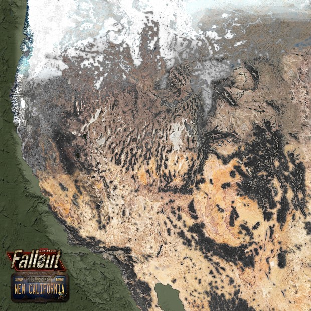 FALLOUT WORLD MAP 2260