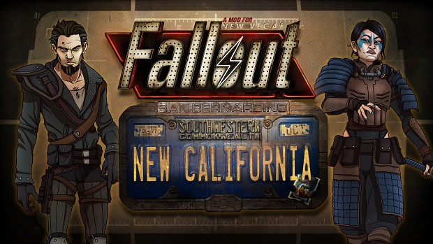 Fallout: New California mod - Mod DB