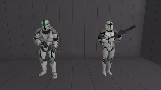 41st Trooper and Commando