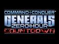 Command & Conquer Generals: Zero Hour Countdown