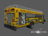 Armored school bus model (by Romka)