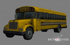 School bus model (by Romka)