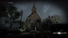Chapter 5: Church - Final Screenshots