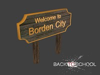Welcome to Borden City