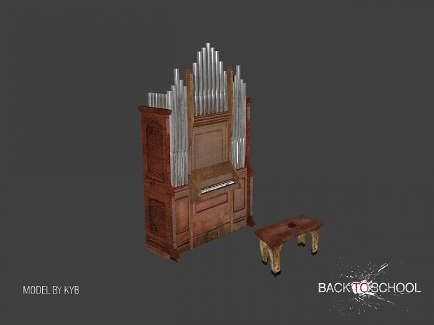 Church Organ (by KYB)