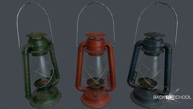 Oil Lamp (model by 100_o/o_fake)