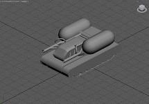 Crysis flame tank WIP