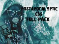 CS:S Post-Apocalyptic FULL pack (Counter-Strike: Source)