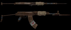 Post-Apoc AK47 Update