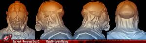 Gas Mask Progress Shots 3