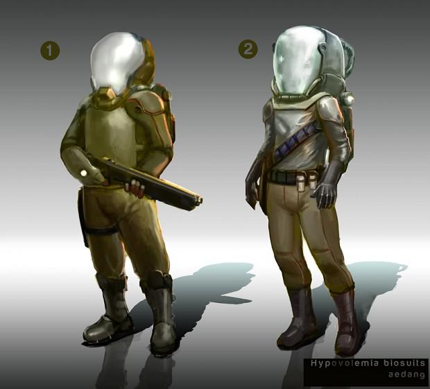 Biosuits Concept